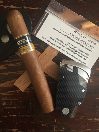 A Cigars Tale Review XV 1