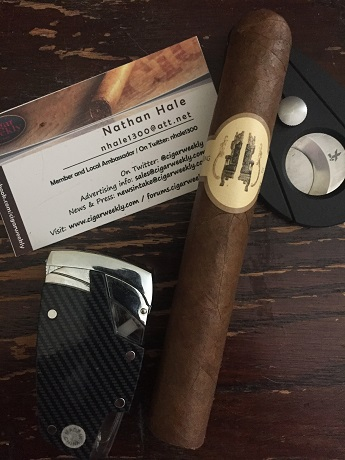 A Cigars Tale Review XVII 1