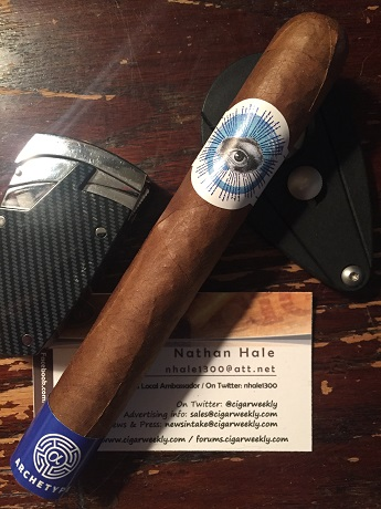 A Cigars Tale Review XXII 1