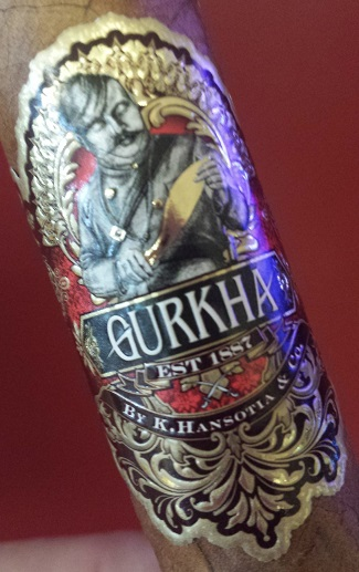 Gurkha 125th Anniversary 1