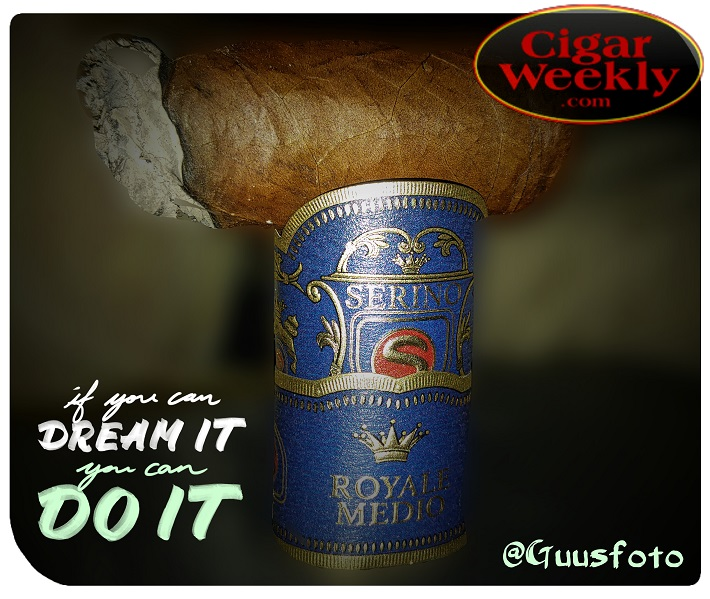 Serino Royale Medio Robusto Gordo 5
