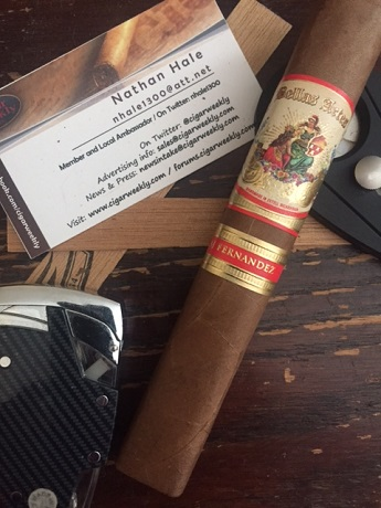 A Cigars Tale Short Story Review XXVII 1