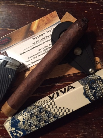 A Cigars Tale Short Story Review XXXII 1