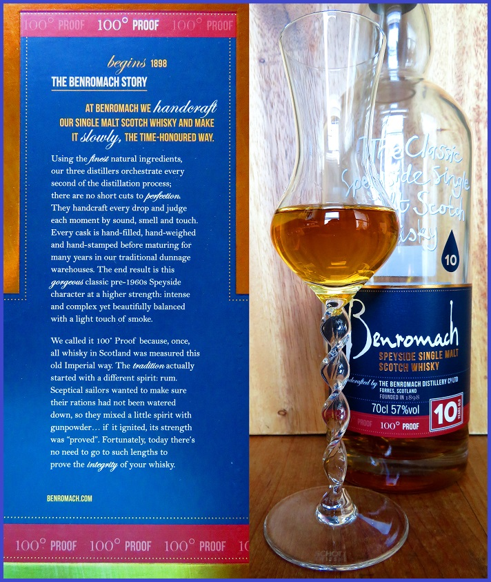 Benromach 10YO 100 Proof 2