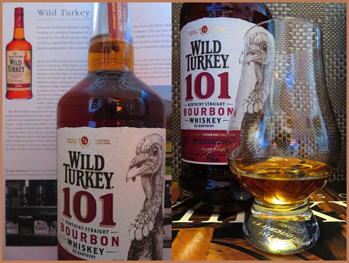 Bourbon Profile Wild Turkey 101 3