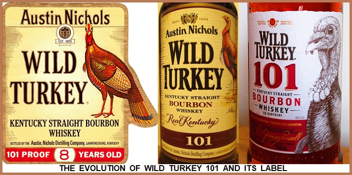 Bourbon Profile Wild Turkey 101 4
