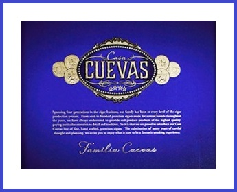 Casa Cuevas Connecticut Robusto 1