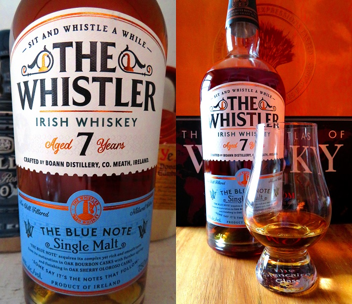 The Whistler The Blue Note 7YO 2