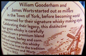 Gooderham Worts Four Grain 3