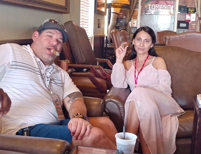 stogie mike and victoria