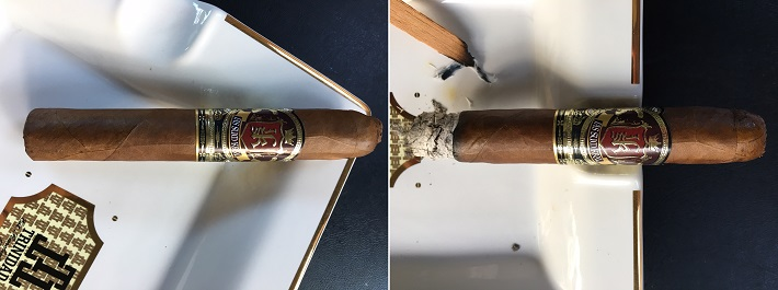 JSK Red Knight Robusto 2