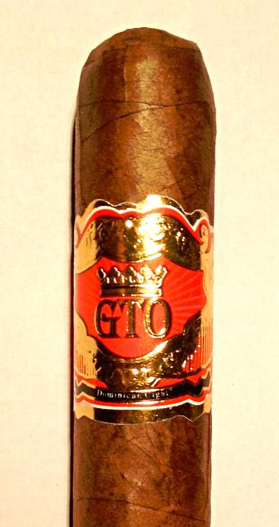 cap illustration gto cigar